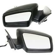Mirrors Set Of 2 Left-and-right Heated For Mercedes C Class Sedan Lh And Rh Pair