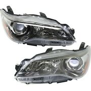 8111006c70 8115006c70 To2503224 To2502224 Headlight Lamp Left-and-right