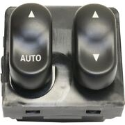 Power Window Switch Black Front Left Hand Side For F150 Truck F250 Driver Lh