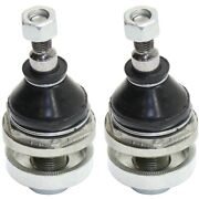 Pair Set Of 2 Ball Joints Front Left-and-right Upper Coupe Lh And Rh For Eclipse