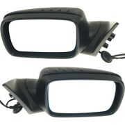 Mirror For 2001-2006 Bmw 330ci Driver And Passenger Side Set Of 2