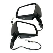 Set Of 2 Mirrors Left-and-right Heated For Mercedes 2188100476, 2188100376 Pair