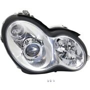 Hid Headlight Lamp Right Hand Side For Mercedes C Class Hid/xenon Passenger Rh