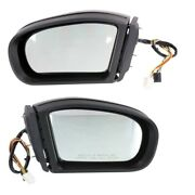 Mirror For 2005 Mercedes-benz C320 Left And Right Set Of 2