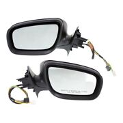 Mirror For 2006-2009 Mercedes-benz E320 Driver And Passenger Side Set Of 2