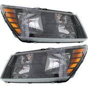 Headlight Lamp Left-and-right Ch2503265c Ch2502265c 68200084aa 68200085aa