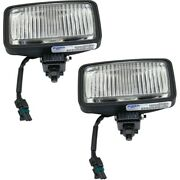 3503800c91 Fog Lights Lamps Set Of 2 Front Left-and-right Lh And Rh For 9300 Pair