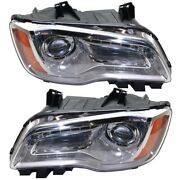 68143002ac, 68143003ac Ch2503231c, Ch2502231c Headlight Lamp Left-and-right