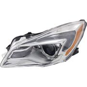 13409902 Gm2502413 Headlight Lamp Left Hand Side Driver Lh For Buick Regal 14-17