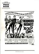 Hold On Pressbook, Herman's Hermits, Shelly Fabares Sue Ane Langdon, Peter Noone