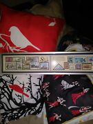 Sailing Collection By Jack Rabbit Type Framed Stamp Art 1995 Signed 984 Vgc