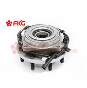 Front Wheel Hub Bearing For 2011 - 2014 2015 2016 Ford F-250 F-350 Sd 4wd 515131