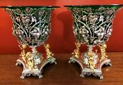 Fabulous Pair Of Wine Coolers By Joseph Rodgers Circa 1870