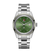 Rado Golden Horse Automatic Green Dial Menand039s Watch R33101314 100 Authentic