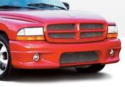 W-type Front Bumper Cover For 1997-2003 Dodge Dakota Club Cab 4dr 890420