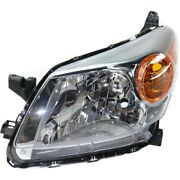 Headlight Lamp Left Hand Side Driver Lh Sc2518110c 8117052g30 For Scion Xd 13-14