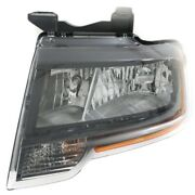 Headlight Lamp Left Hand Side Driver Lh Fo2502333 Fl1z13008k For Ford Expedition