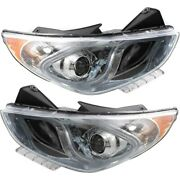 921024r050, 921014r050 Hy2502177c, Hy2503177c Headlight Lamp Left-and-right