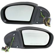 Mirror For 2003-2006 Mercedes-benz E500 Left And Right Set Of 2