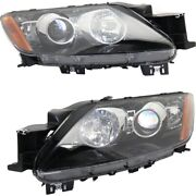 Ma2519134 Ma2518134 Hid Headlight Lamp Left-and-right Hid/xenon Lh And Rh