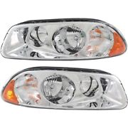 Headlight Lamp Left-and-right Lh And Rh For Mack Ctp Cxu Gu8 2008-2011