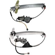 Window Regulator For 92-2011 Ford Crown Victoria Front And Rear Passenger Side