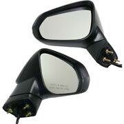 Pair Mirrors Set Of 2 Left-and-right Heated Lh And Rh For Lexus Rx350 Rx450h 2018