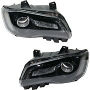 68214382ad 68214383ad Ch2503269q Ch2502269q Headlight Lamp Left-and-right