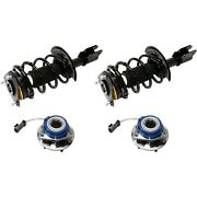 Suspension Kits Set Of 4 Front Left-and-right For Chevy Lh And Rh Chevrolet Impala