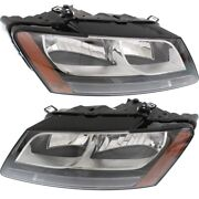 8r0941029n 8r0941030n Au2502165 Au2503165 Headlight Lamp Left-and-right For Q5