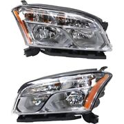 Headlight Lamp Left-and-right For Chevy Gm2503401 Gm2502401 42435940 42435939