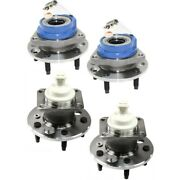 Wheel Hub For 97-2001 Pontiac Grand Prix Front And Rear Left And Right Set Of 4