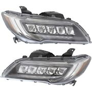 33100tx4a51, 33150tx4a51 Ac2502128, Ac2503128 Headlight Lamp Left-and-right