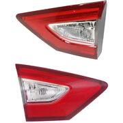 Fo2802106c Fo2803106c Tail Lights Lamps Set Of 2 Left-and-right Inside Pair