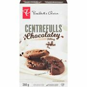 Presidentand039s Choice Double Chocolate Cookies 280g/9.9oz.{imported From Canada}