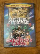 A Picture Of The Magi/the Christmas Carol Dvd