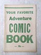 My Greatest Adventure 33 Very Rare Giveaway Comic Alternate Cover 1959 Dc Comic
