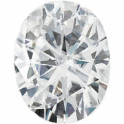 Forever One Oval 10x8mm 3ct Def Certified Charles And Colvard