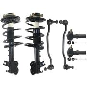 Suspension Kit For 2004-2008 Nissan Maxima Front Left And Right 6-piece Kit