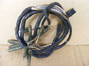 Suzuki Outboard Dt 225-250 Hp Gauge Wiring Harness Rigging Cable Assembly