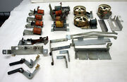 Lot Of Vintage Pinball Coil Solenoids And Parts - 24 Pieces