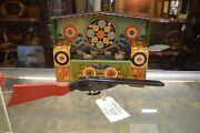 1950's Wyandotte Mechanical Shooting Gallery Ducks Game Toy