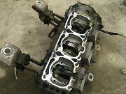 Yamaha Sxr700 Snowmobile Complete Bottom End Engine Crank Rods