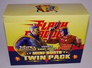 Flash Gordon And Ming The Merciless Mini Bust Twin Pack Bowen Designs New