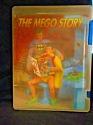 Mego Story Includes 9 Mego Story Sections And Tomart 2005 Action Figure Digest New