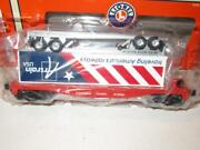 Lionel Limited Prod. - 26058- S.p. Flat W/artrain Trailer And Frames- New- B4