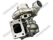 Universal T3 T04e Turbo Charger .50 .63 A/r For Jdm Eg Hatch Civic Lx Vw Golf
