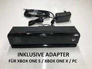 Microsoft Kinect 2.0 With Adapter For Xbox One S One X And Pc 2m Usb 3.0 Windows