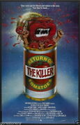 73800 Return Of The Killer Tomatoes Movie Comedy Campy Decor Wall Print Poster