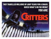66460 Critters Dee Wallace Stone M. Emmet Walsh Wall Print Poster Ca